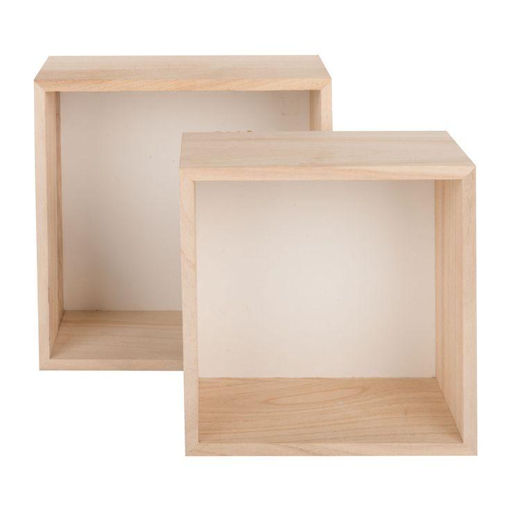 Wandkastje binnendip set van 2 kamer ideeen pinterest for Bagno 1 5 x 2
