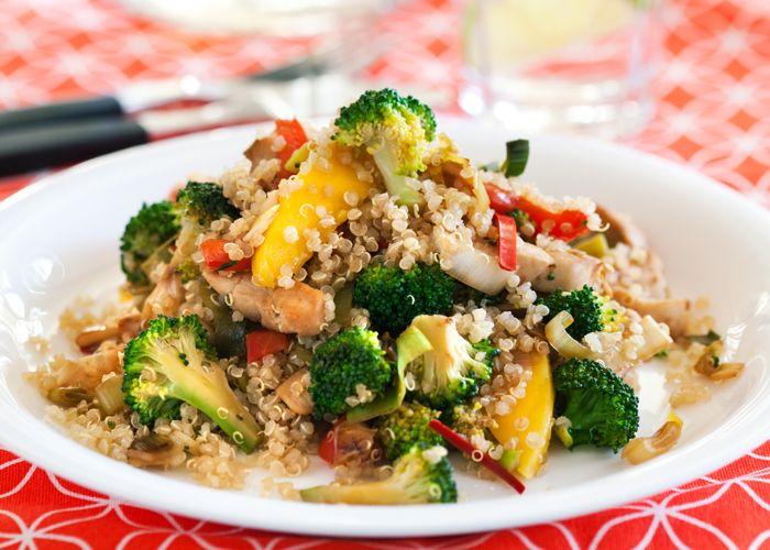 Quinoasallad med kyckling | MåBra - Nyttiga recept