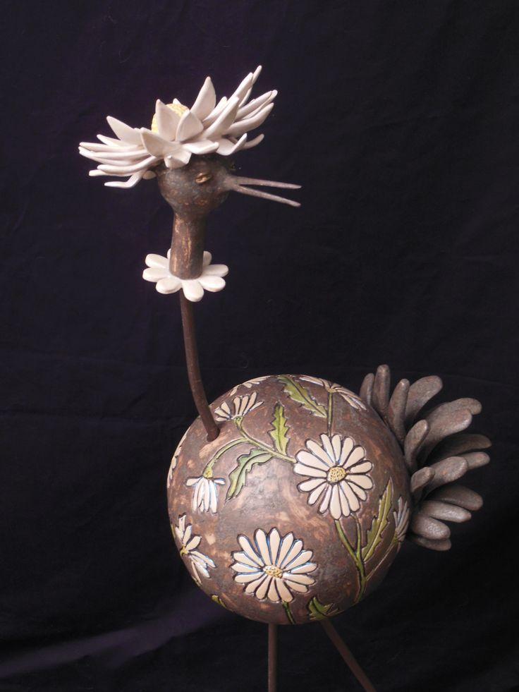 Les 25 meilleures id es concernant oiseaux en c ramique - Gres ceramique ...