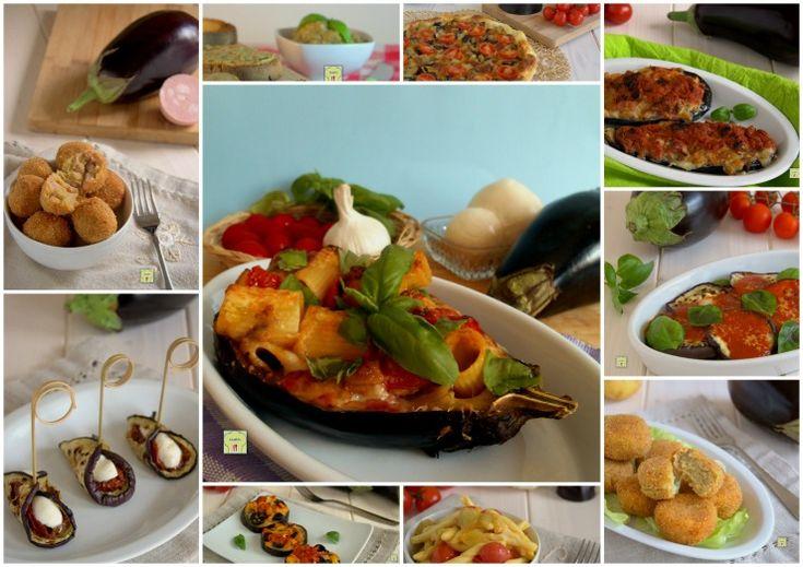 Le 10 migliori ricette con melanzane è un'imperdibile raccolta di ricette per tutti i gusti, classiche o rivisitate in chiave gustosa e insolita.