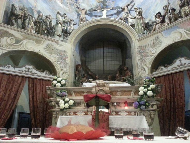 Giovedì santo alla Maddalena