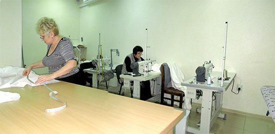 швейное ателье, матсерская по пошиву в Геленджике при  магазине Ткани на Полевой