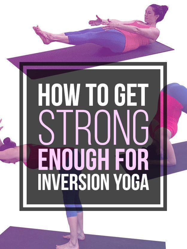 Get Strong Enough for Inversion Yoga. 10 Moves That Will Strengthen Your Upper Body And Core http://www.buzzfeed.com/shannonrosenberg/get-upside-down?crlt.pid=camp.IkG85HJXOrN2