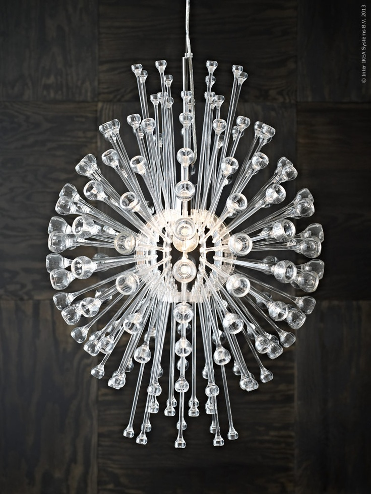 Chandelier Stockholm By Ikea Pendant Lamp Pinterest