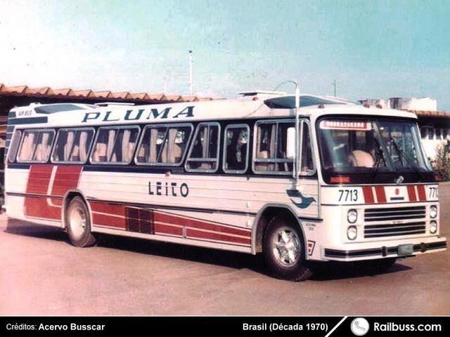Pluma antigo_7713_(LEITO) - BARRAZABUS :Onibus do Brasil e do Mundo! - Fotopages.com