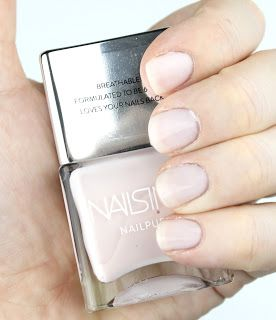 Nail Swatch: Nails Inc Nail Pure Lacquer in London Court