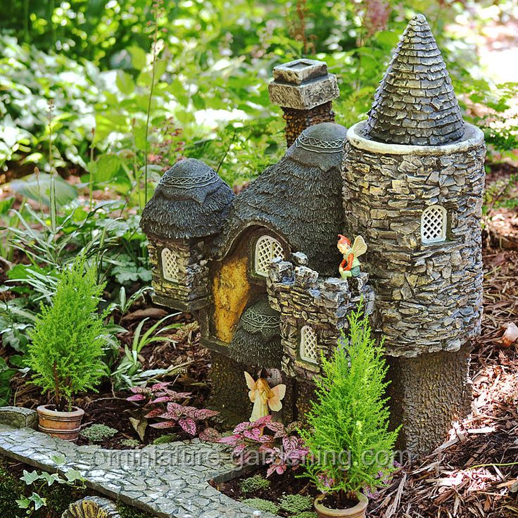 Find This Pin And More On Fairy Houses U0026 Fairy Gardens By Circlearts.