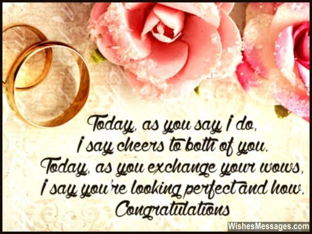 Find This Pin And More On Wedding Poems Quotes Wisheessages Congratulations