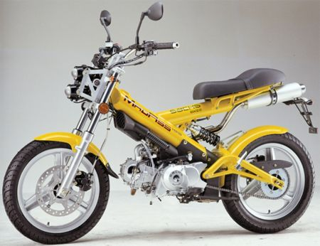 Sachs MadAss 125 #motorcycles #motorbikes #motocicletas