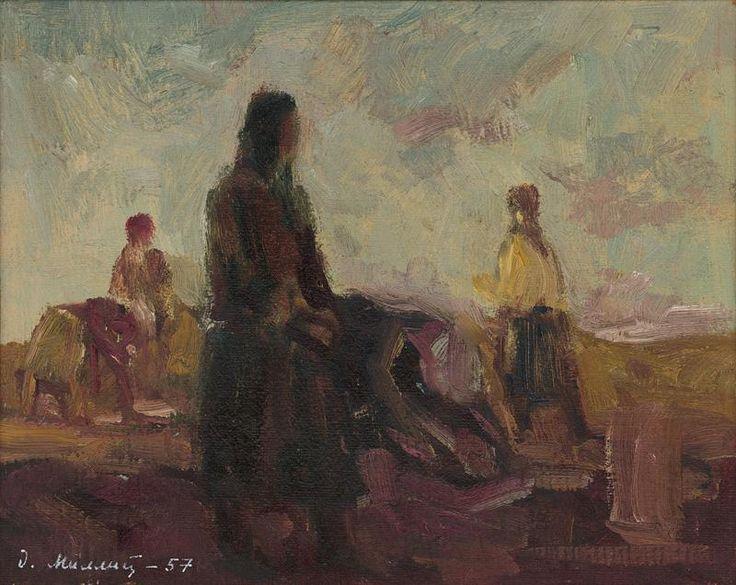 Dezider Milly - Ženy v poli