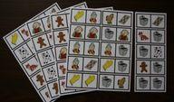 Le pain d'épice : Jeu de dominos