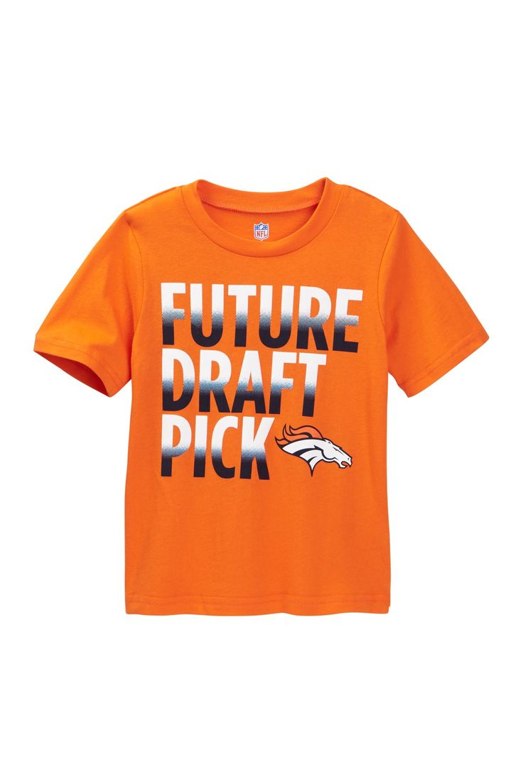 Denver Broncos Future Draft Pick Tee (Toddler Boys)