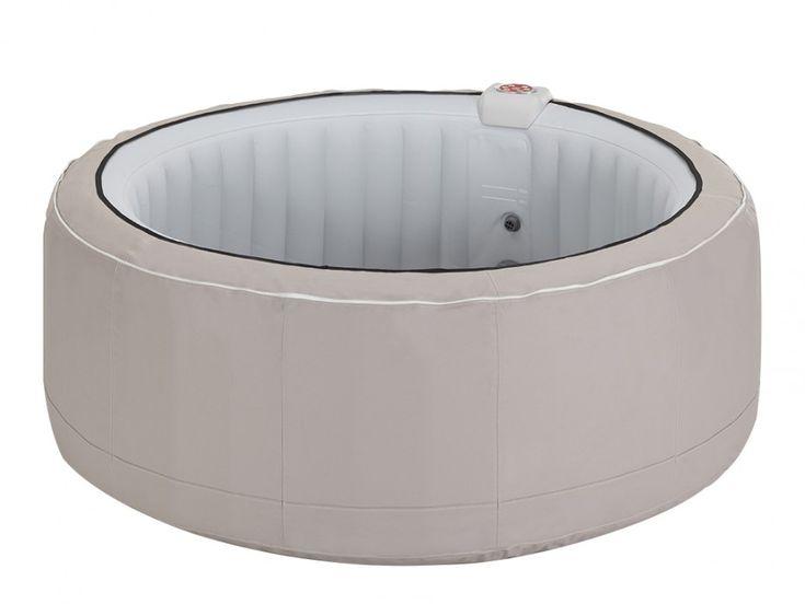 Whirlpool aufblasbar Bcool III - 4 Personen - Beige