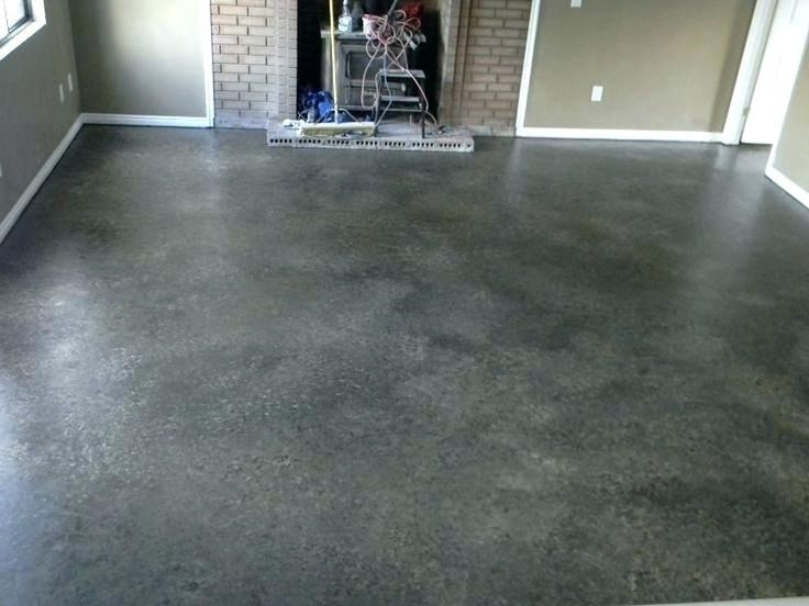 3 Reasons Why You Should Use Cement Floors | Painted ...