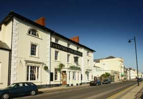 Lord Nelson Hotel (Hotel) wedding venue in Milford Haven, Pembrokeshire