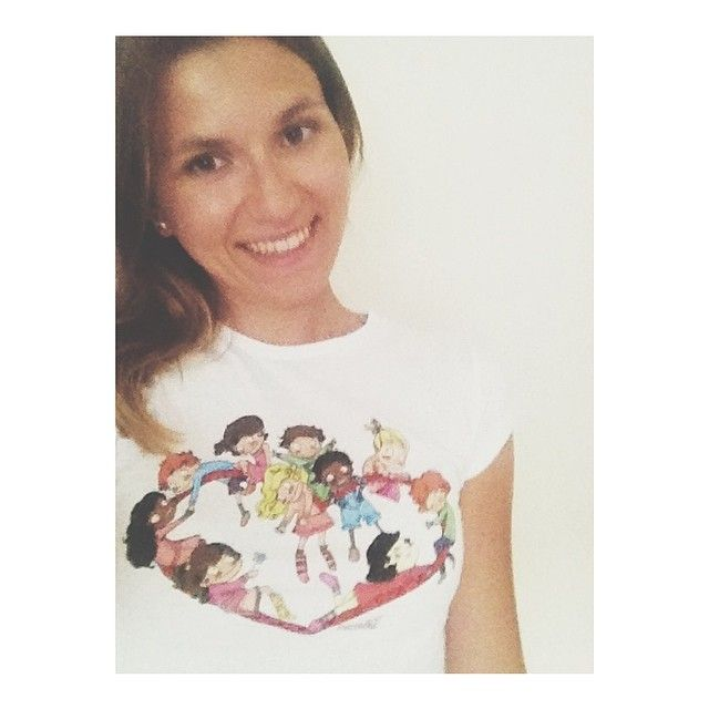 Tina G. for #charityisagoodidea