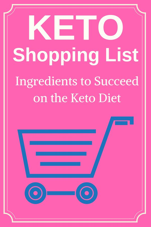 Keto Approved Shopping Lists | Keto Diet Suplement 11
