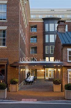 Lorien Hotel and Spa, Alexandria VA