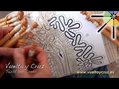 Lección 2 de Vuelta y Cruz / Lesson 2 by Twist and Cross - YouTube