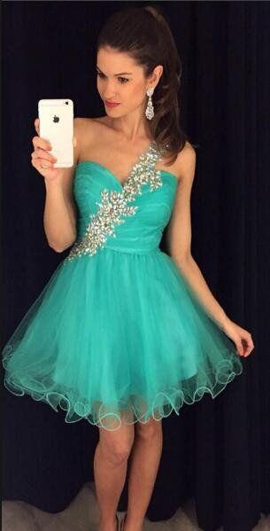 Short Homecoming Dress I1023
