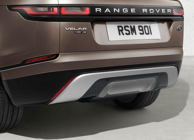 2018 Range Rover Velar Fully Revealed, Priced From $49,900 [117 Photos]