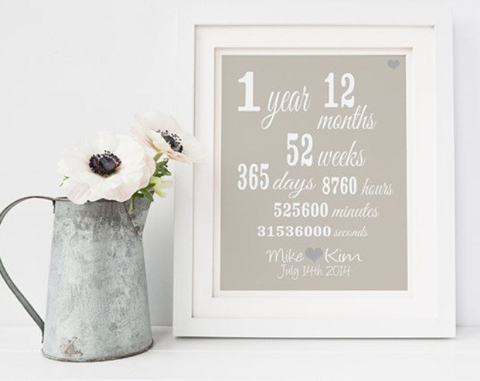 1st Wedding Anniversary Gift: 25+ Best Ideas About 1st Wedding Anniversary On Pinterest