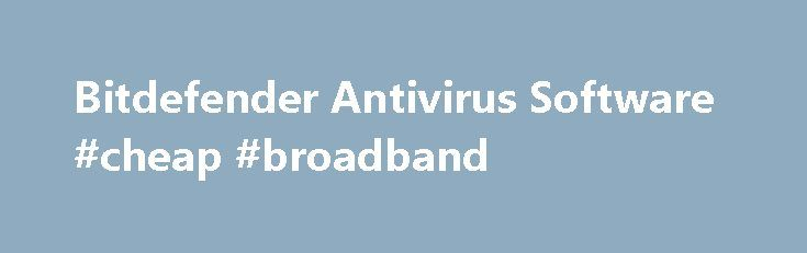 "Bitdefender Antivirus Software #cheap #broadband http://broadband.nef2.com/bitdefender-antivirus-software-cheap-broadband/  #best internet provider # Do your thing, protected Bitdefender named ""VISIONARY"" in Endpoint Protection Platforms by Gartner Meet the future of security business security TRUSTED TO BE AHEAD Innovation and a deep passion for security stand at the heart of Bitdefender We are led by a vision to be the most trusted cybersecurity technology provider in the world, which…"