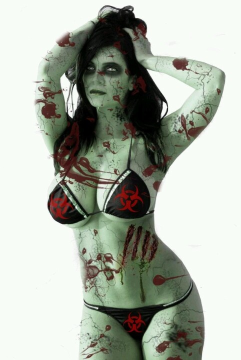 Zombies Sexi 7