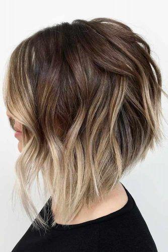 Duga talasasta bob frizura
