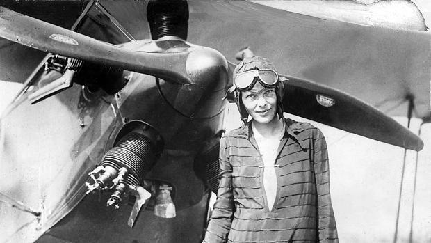 Amelia Earhart pudo sobrevivir como náufrago en una isla del Pacífico