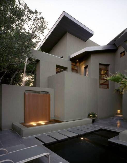 Stucco architecture pinterest estudio de pintura for Idee casa stucco