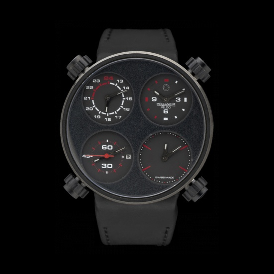 QUATTRO VALVOLE 48 - FOUR STROKES  ONLY ONE COLLECTION - RACE - BLACK PASSION 02  W124KG18