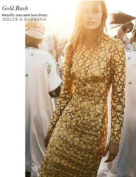 Dolce and Gabbana dress on www.mytheresa.com