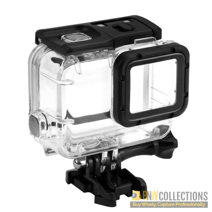 Buy WaterProof Housing for Gopro Hero5 At Rs.2,300 Features >> Waterproof: 45 meters, Size:  8cm x 4.6cm x 8.5cm Cash on Delivery In All Over Pakistan, Hassle FREE To Returns Contact # (+92) 03-111-111-269 (BnW) #BnWCollections #WaterProof #Housing #Gopro #Hero5