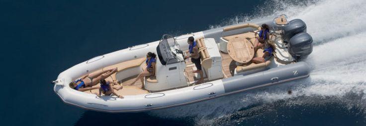 New 2013 Zodiac Boats Medline Sundream