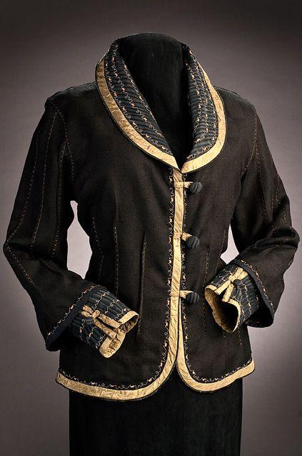 Elizabeth Garver Artwear   Jackets