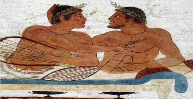 Η αυστηρά κωδικοποιημένη ομοφυλοφιλία στην αρχαία Κρήτη