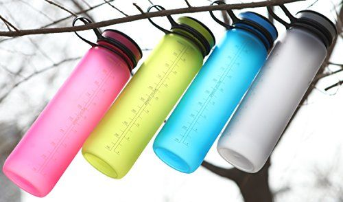KingCamp TRITAN BPAFREE Wide Mouth Water Bottle 338oz 1000ml Light Green *** Check out the image by visiting the link.(This is an Amazon affiliate link)