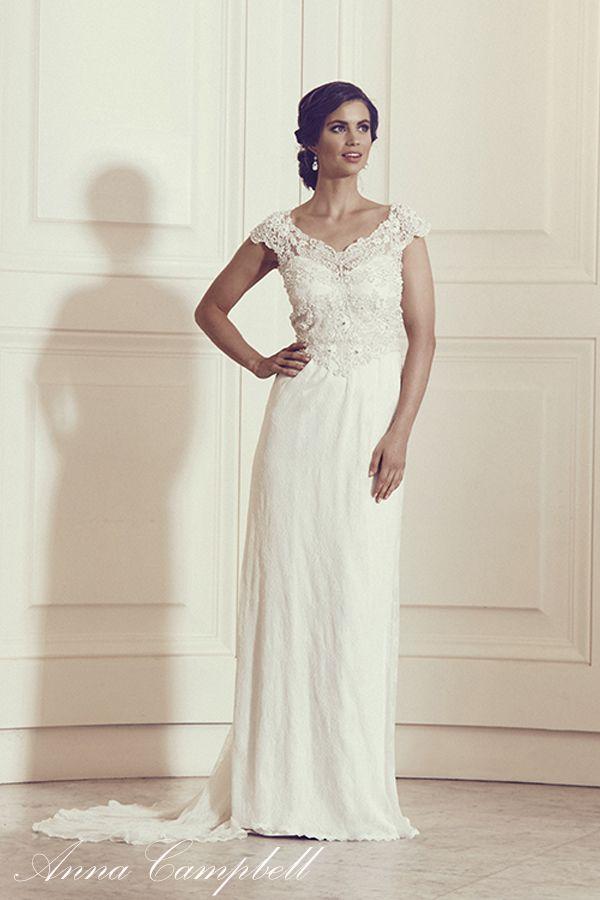 Alternative Wedding Dresses Bristol : Anna campbell carolina dress http annacampbell