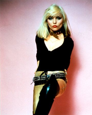 surfer girl kitten cowboy living in Hossegor: BLONDIE - GLOSSY PUNK ICON