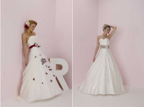 Over 1,000 wedding dresses now featured on hitched.ie
