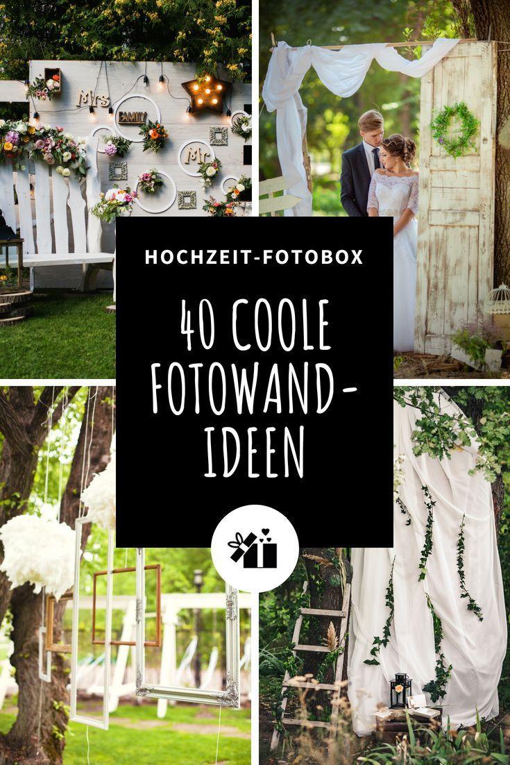 Fotobox Fur Die Hochzeit 40 Coole Fotowand Ideen Hochzeitskiste Coole Fotowand Ideen Fotowand Ideen Hochzeit Fotowand Ideen