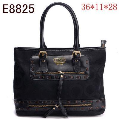 US1450 Coach Handbags Outlet E8825 - Black 1450 (a favourite repin of VIP Fashion Australia Find preloved handbags at www.vipfashionaustralia.com )