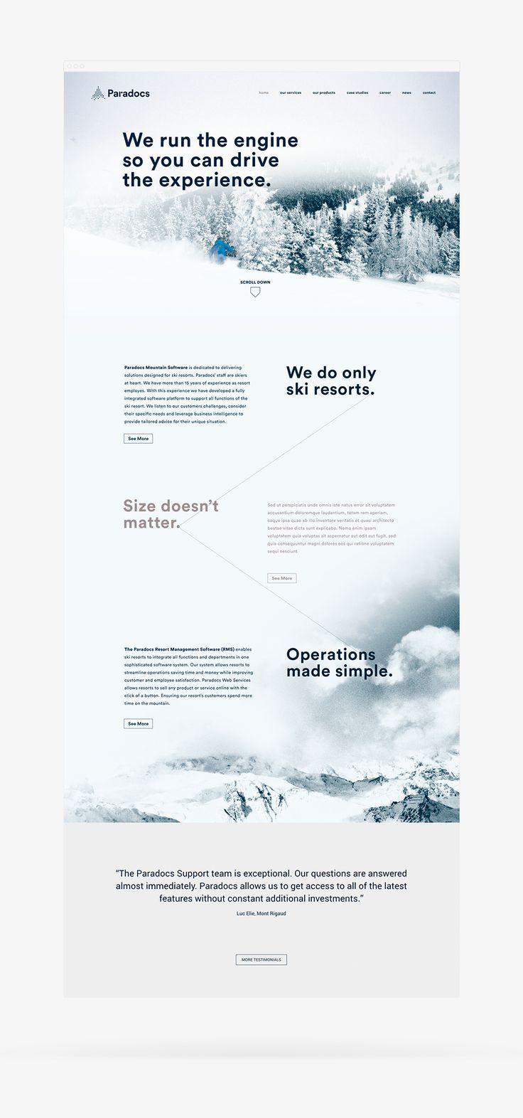 Agence de communication, marketing et web à Québec IMÉDIA firme créative - Paradocs
