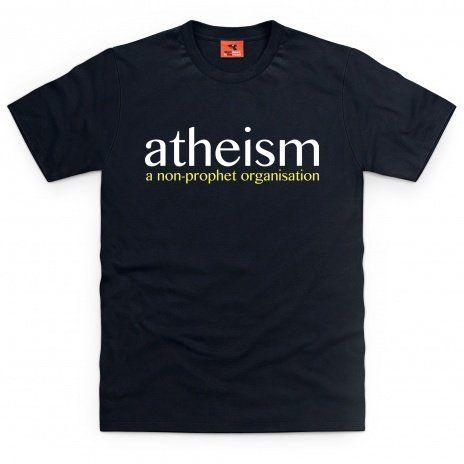 Atheism T Shirt
