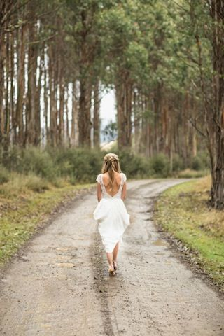 Truly & Madly Blog   Lovely Woodland Inspiration Shoot in Poronui by Rissa Photography