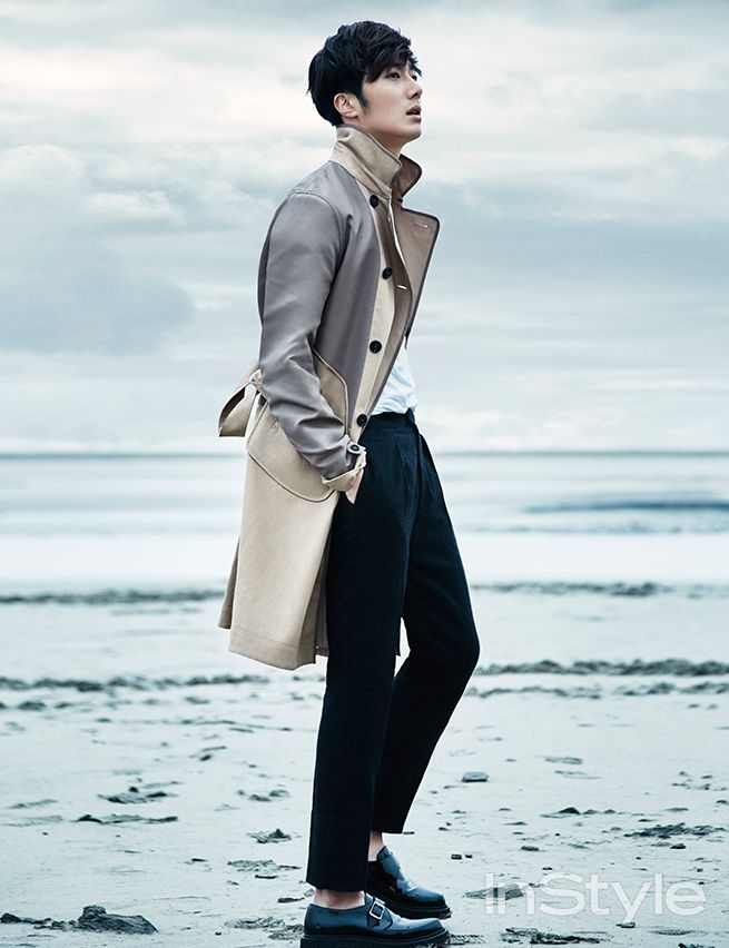 2015.03, InStyle, Jung Il Woo