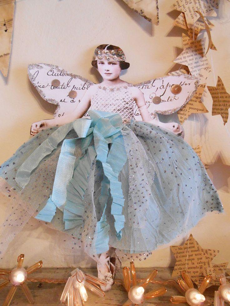 Sea-angels Winter Fairy