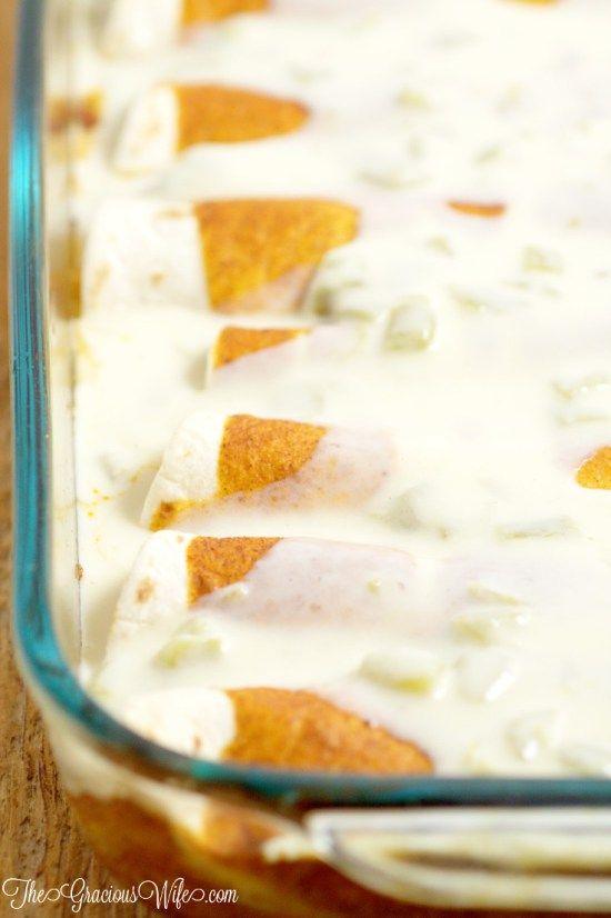 White cheese sauce recipe easy