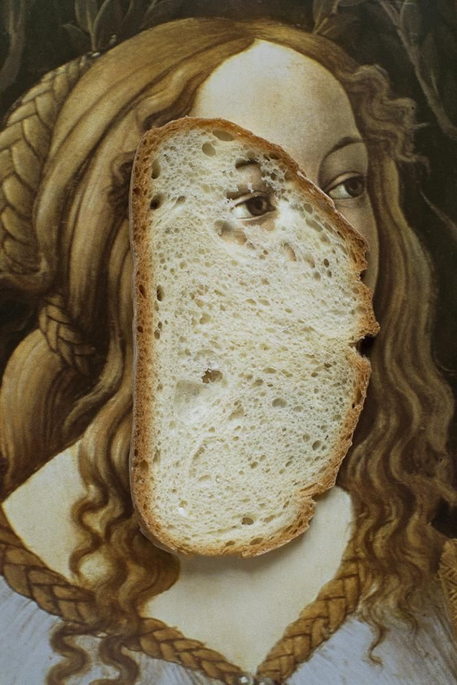 "Jed Devine<br /> <em>Untitled (Bread-eye), </em>2013<br /> Archival pigment ink prints<br /> 34 x 24""  Edition of 5"